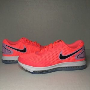 """Women's Nike Zoom All Out 2 """"Hot Punch"""" Size 7"""